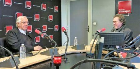 René Koering & Benoît Duteurtre , studio 141, 28 janvier 2017