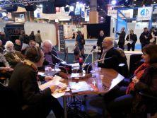 Salon du Livre, avec Nadège Maruta, Hervé Beaumont et Bertrand Dicale, 21 mars 2015