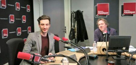 Thomas Jolly & Benoît Duteurtre , studio 141, 11 février 2017