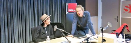 Benoît Duteurtre, Étonnez-moi Benoît, France Musique, studio 131, Anna Karina et Benoît Duteurtre, 10 février 2018