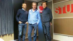 Benoît,Duteurtre, Étonnez-moi Benoît, France Musique, studio 131, Pierre Souchon, Benoît Duteurtre et Alain Souchon, 18 novembre 2017