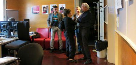 Studio 141, Alexandre, Georgette Lemaire, Eric Durand & Jean-Louis Mingalon, 28 juin 2014