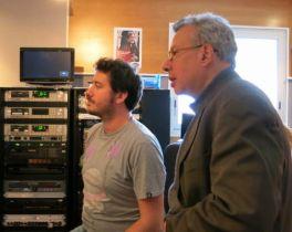 Studio 141, Romain Couturier & Eric Durand, 26 avril 2014