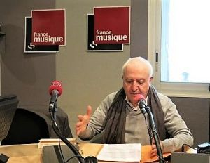 Benoît Duteurtre, Étonnez-moi Benoît, France Musique, Serge Elhaïk