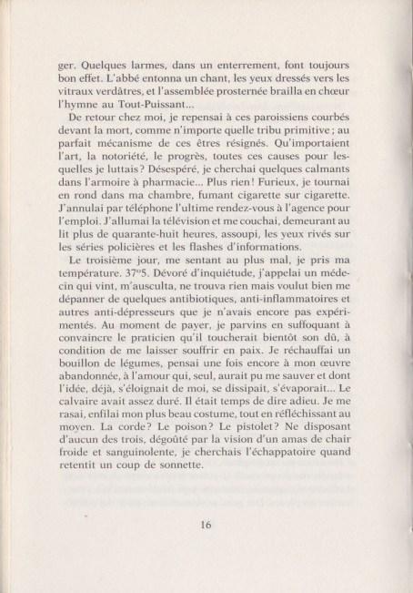 Benoît Duteurtre - L'amoureux malgré lui - page 16