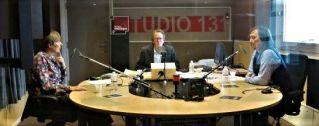 Studio 131, Sabine Teulon Lardic, Benoît Duteurtre & Michel Fau, 23 mars 2019