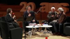 Marie-Paule Belle, Benoît Duteurtre, Marcel Amont et Hervé Villard - Studio 104 - 21 mai 2019