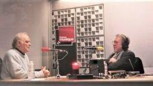 France Musique, studio 361… Le chef d'orchestre Roberto Benzi & Benoît Duteurtre