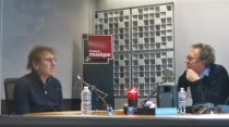 France Musique, studio 361... Alain Souchon & Benoît Duteurtre, © Radio France / Annick Haumier / RF