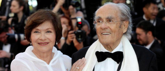 Macha Meril et le musicien Michel Legrand