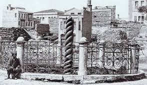 Sultanahmet'teki Yılanlı Sütun'un Hikayesi