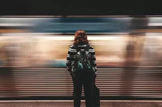 Metroda Gidiyoruz