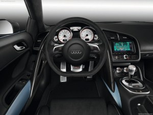 Audi R8 GT Spyder limited edition