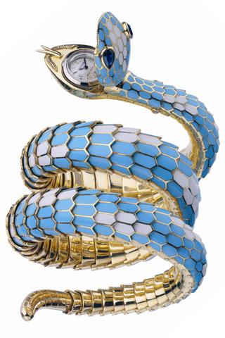Serpenti by Bulgari