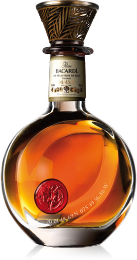 Bacardi Vintage MMXII 150th Year Anniversary Limited Edition Rum