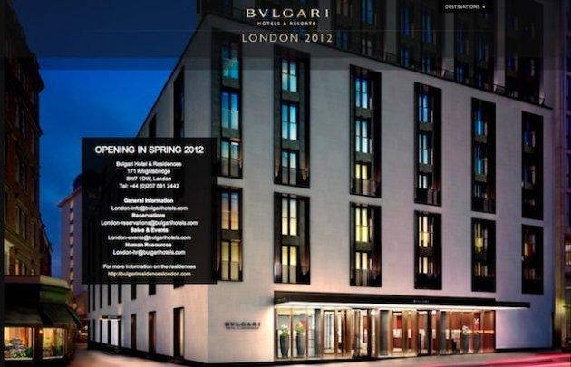 Bulgari Hotels & Resorts