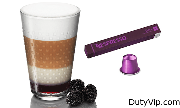 Nespresso Naora Coffee