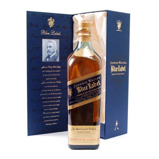 Johnnie Walker Blue Label x750cc - Whisky - Escocia
