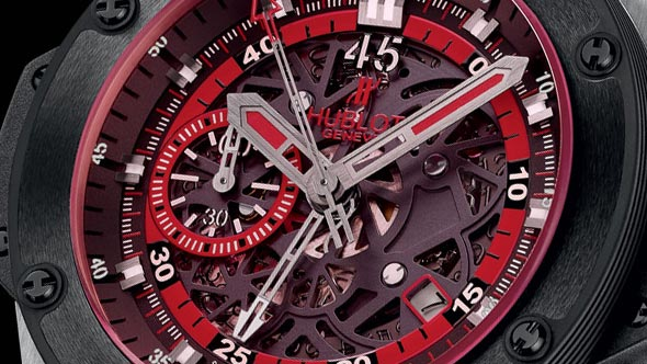 HUBLOT - King Power UEFA EURO 2012™