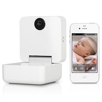 Smart Baby Monitor de Withings incluye un sensor de vídeo de 3 megapíxele