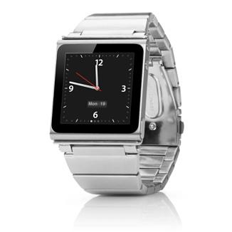 Correa de reloj de iWatchz Elemental Collection para iPod nano