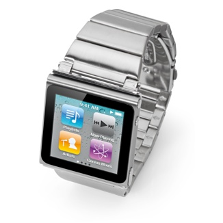Correa de reloj de iWatchz Elemental Collection para iPod nano