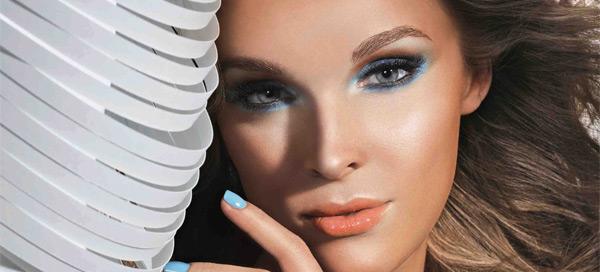 Make up Factory trae tonos de bronce y en verano el mar
