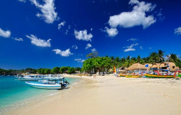 Playas de Bali - Nusa Lembogan