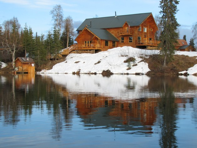 Tordrillo Mountain Lodge Alaska
