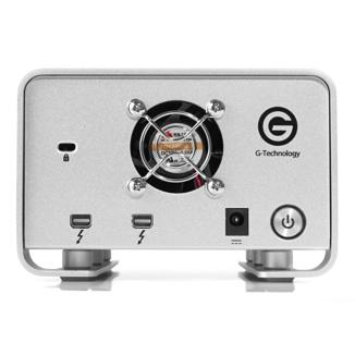 Disco duro externo Thunderbolt 4/8TB G-Tech