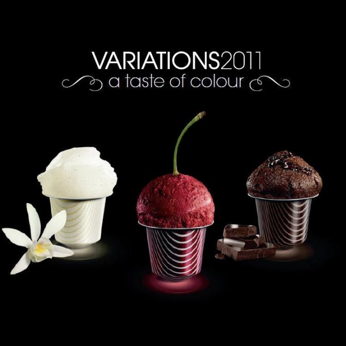 Nespresso Variations 2011 - Chocolate, vainilla y cerezas
