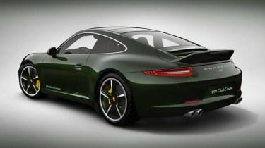 Porsche 911 Club Coupé: de 0 a 100 km/h en 4,0 s