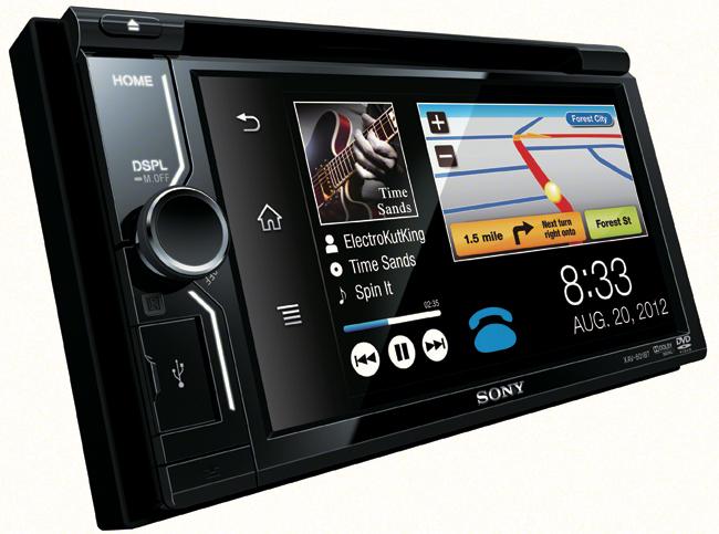Sony XAV-601BT