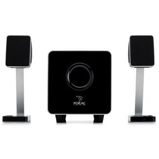 La base dock integrada te permite disfrutar de las melodías de tu iPod a la vez que cargas y sincronizas el dispositivo.