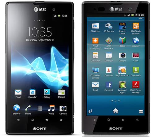 Sony Xperia Ion 4g, la consola teléfono