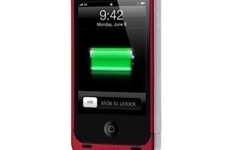 Duplicar prácticamente el tiempo disponible para escuchar música o hablar por tu iPhone 4S o iPhone 4.