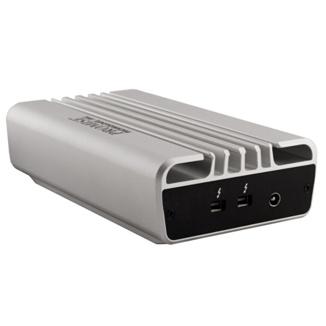 Necesitarás un cable Thunderbolt para usar un adaptador SANLink con tu Mac.