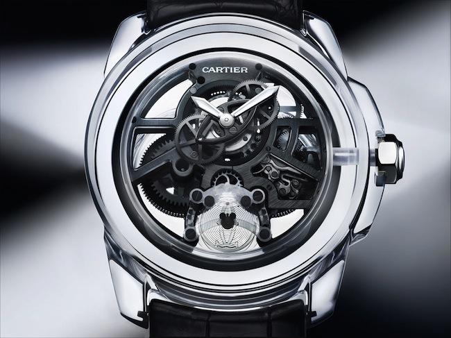Cartier ID Two: la revolución de la relojería ya ha llegado