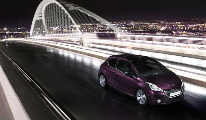 Peugeot 208 XY: La versión de lujo