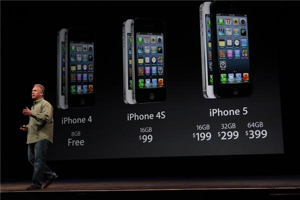 iPhone 4S, 4, 3GS, new iPad, iPad 2, and 4th gen get iOS 6 on September 19.