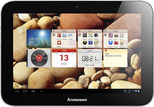 Lenovo - IdeaPad A2109 Tableta con memoria de 16GB - Negro