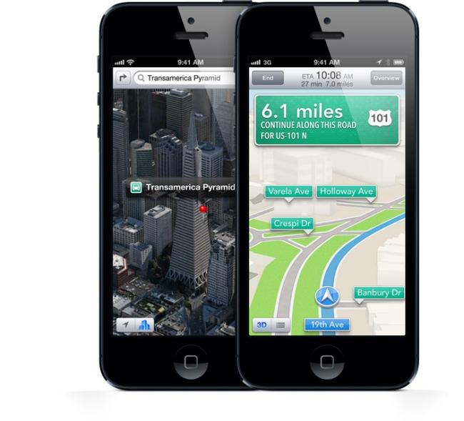 Nuevo GPS iphone 5