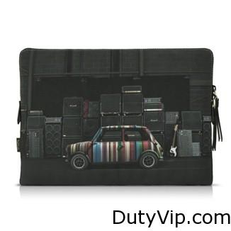 Su interior acolchado incorpora un amplio bolsillo para que puedas acceder fácilmente a tus papeles y documentos.