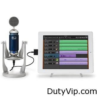 Tanto los expertos como los principiantes en grabación de sonido interesados en un micrófono de calidad profesional para su iPad.