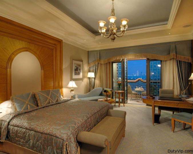 Habitacion Coral del Hotel Emirates Palace
