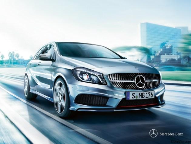 Clase A Mercedes-Benz
