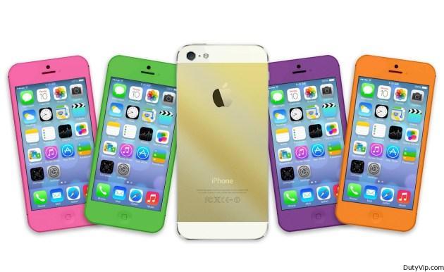 New iPhone 5C $99 / El nuevo iPhone 5C cuestsa $99 USD