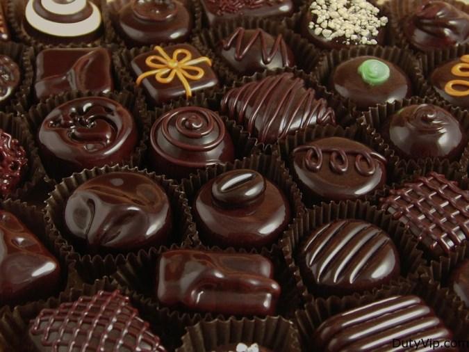 Los 10 mejores chocolates del mundo