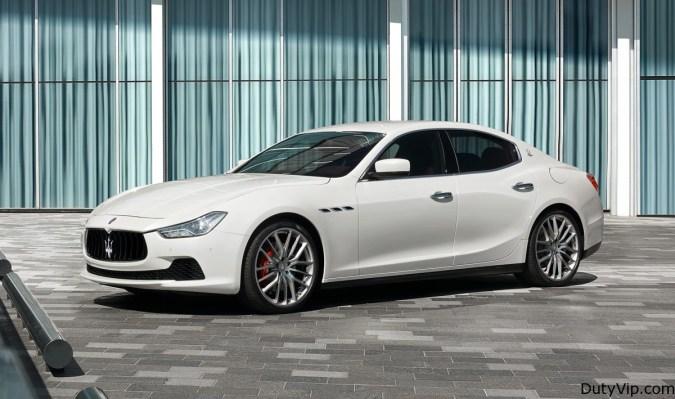 Maserati Ghibli. Suma perfecta de elegancia y deportividad