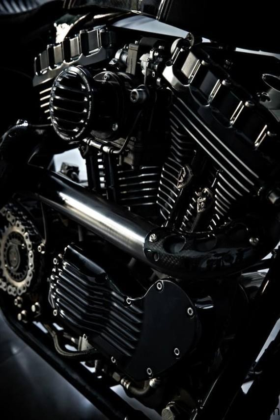 Motocicleta Harley-Davidson Sportster